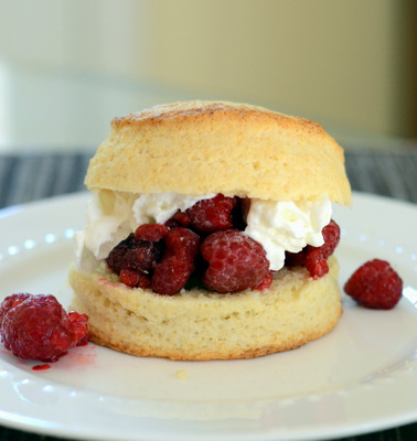 Cream Shortcake Biscuits