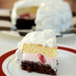 Neapolitan Ice Cream Cakes