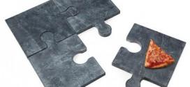 Puzzle Pizza Stone