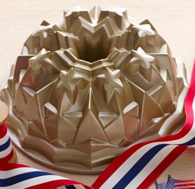 Nordic Ware Star Bundt Cake Pan Baking Bites