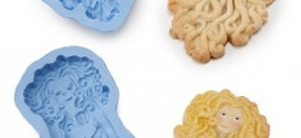 3D Sea Creature Cookie Molds