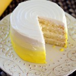 Mini Lemon Layer Cakes