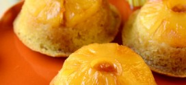 Mini Pineapple Lime Upside Down Cakes