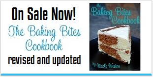 Download It Now: The Baking Bites Cookbook, Kindle edition!