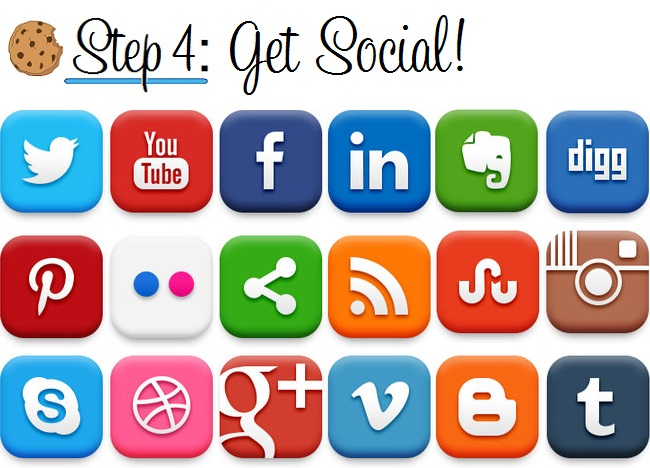 Step 4: Set Up Your Social Media