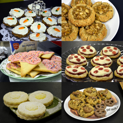 Amazing Entries in the Gold Medal Flour Cooke Competition!