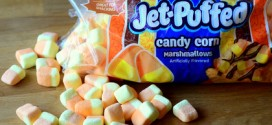 Jet Puffed Candy Corn Marshmallows, reviewed
