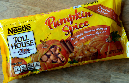 Image result for pumpkin spice morsels