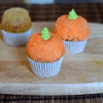 Wilton Mini Pumpkin Cupcakes
