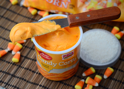 Betty Crocker Candy Corn Frosting