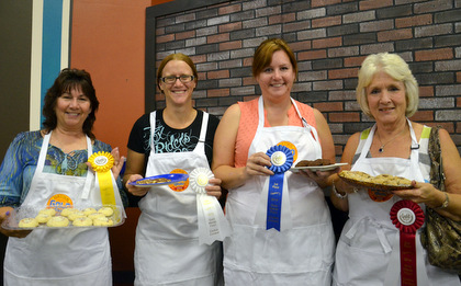 Winners of the Cookie Competition!