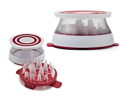 Chef'n Cakewalk Cake Decorating Kit