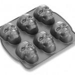 Nordic Ware Halloween Mini Skull Cakelet Pan