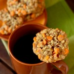 Pumpkin Spice Oatmeal Scotchies