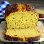 Greek Yogurt Pumpkin Bread