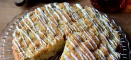 Bourbon Brown Butter Apple Cake