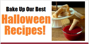 Bake Up Our Most Delicious Halloween Treats!