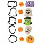 Wilton Make-a-Face Halloween Cookie Cutter Set