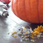 Pumpkin Gutter