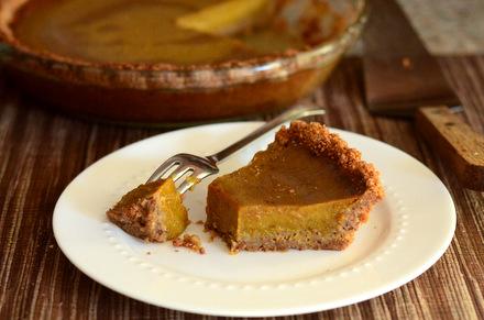 Perfect Gluten Free Pumpkin Pie with Gluten Free Pie Crust