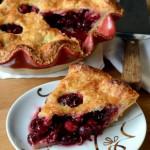Cherry Cranberry Pie