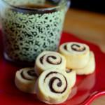 Mocha Swirl Cookie Bites