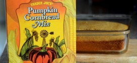 Trader Joe's Pumpkin Cornbread Mix, reviewed