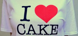 Love Cake? I Heart Cake Shirts Now Available!