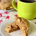 White Chocolate Chai Scones