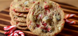 Peppermint Cacao Nib Chocolate Chip Cookies