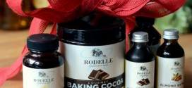 Rodelle Holiday Baking Gift Set Giveaway!