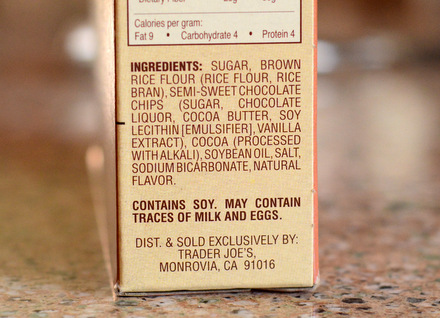 Trader Joes Gluten Free Chocolate Chip Brownie Mix Reviewed