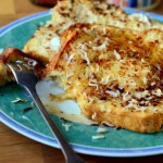 Toasted Coconut French Toast