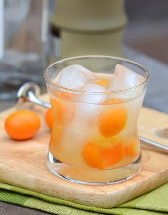 Kumquat Caipirinha | Baking Bites