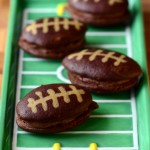 Ultimate Game Day Dessert: Football Whoopie Pies