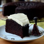 One Bowl Guinness Chocolate Cake