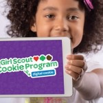 Girl Scouts Digital Cookie Sales