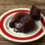 Baking Bites for Craftsy: Chocolate Lava Cake for Two