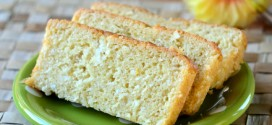 Meyer Lemon Coconut Bread