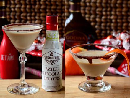 Chocolate Martinis, Three Ways