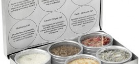 Dessert Salts for Finishing Your Baked Goods