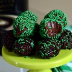 Homemade Irish Cream Truffles