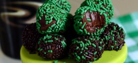 Baking Bites for Craftsy: Homemade Irish Cream Truffles