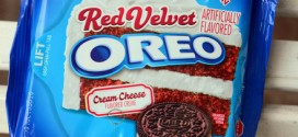Red Velvet Oreos, reviewed
