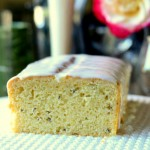 Lemon and Lavender Tea Cake