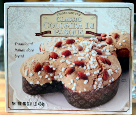 Trader Joe's Classic Colomba di Pasqua, reviewed