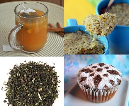 How to Bake With Tea