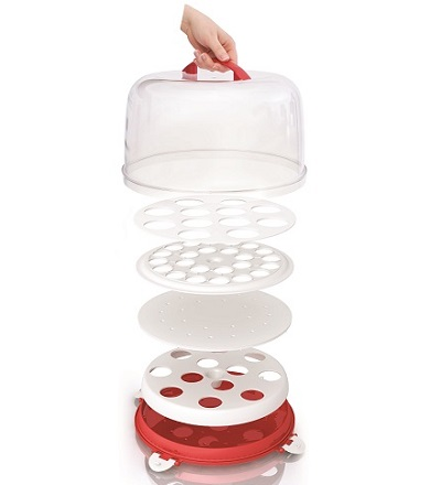 Love Cooking Company Dessert Diva Cake Carrier