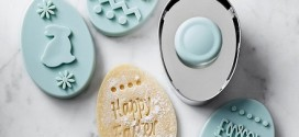 Easter Egg Stamp Cookie Cutters