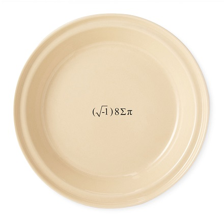 I Eight Sum Pi Dish